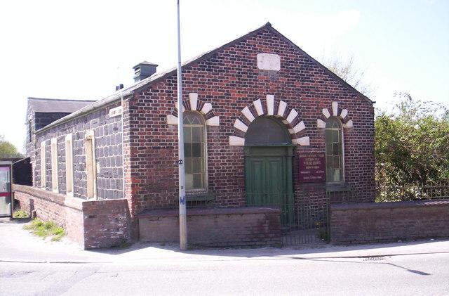Sutton Oak Welsh Chapel, St Helens