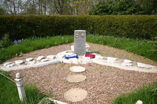 RAF Fulbeck Memorial