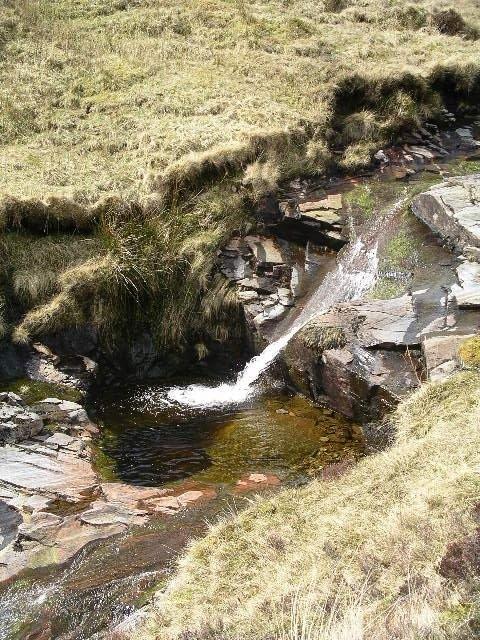 Waterfall, Creag Rainich