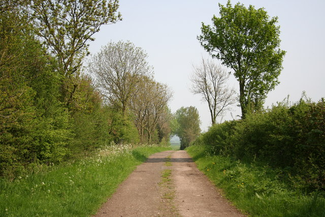 Footpath to Leadenham