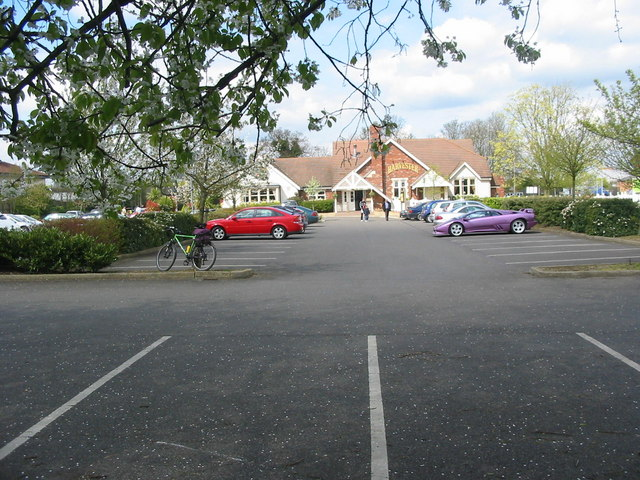 Harvester Pub at Alwalton