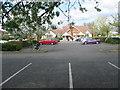 TL1395 : Harvester Pub at Alwalton by Mike Bardill