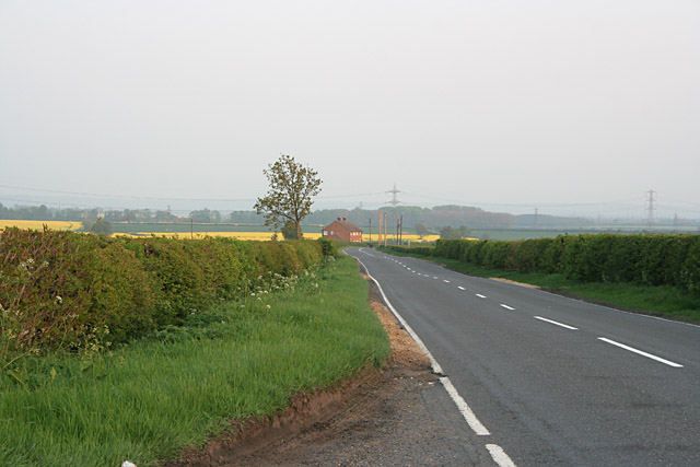 Tithby Road near Bingham