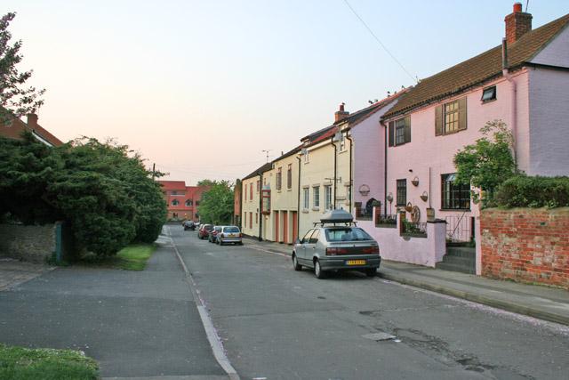 Fisher Lane, Bingham