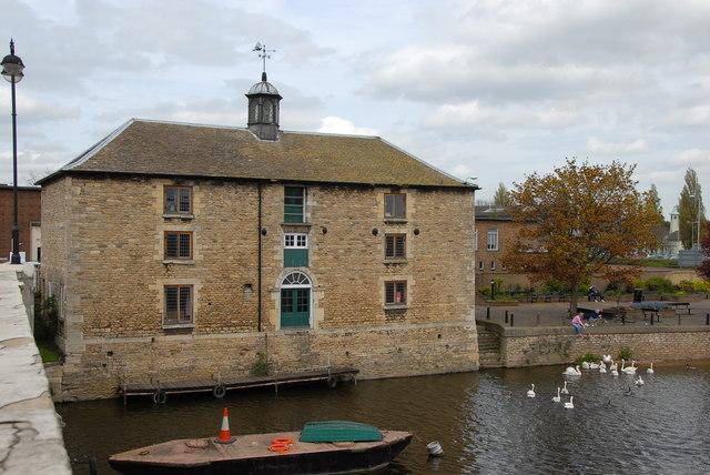 Old Customs House, Peterborough