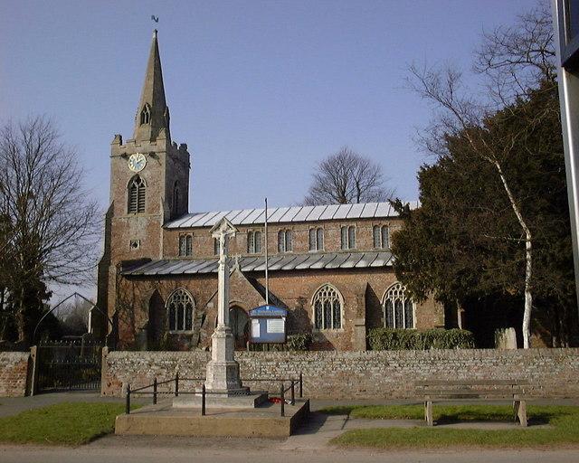 Lutton Church