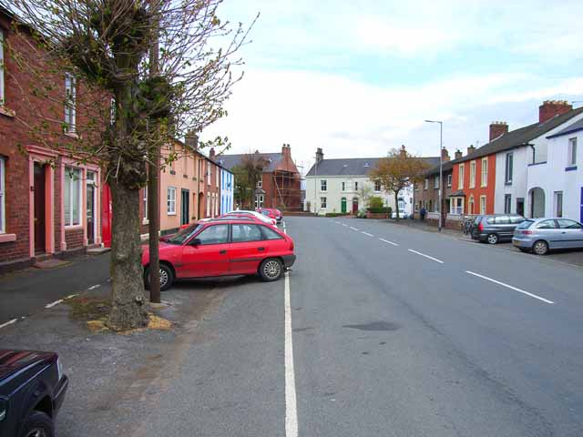 Netherby Street, Longtown