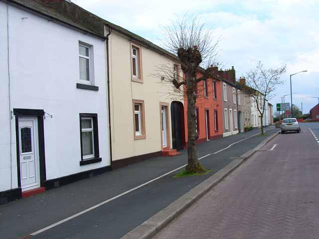 English Street, Longtown