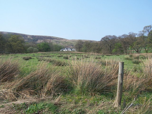 Rothesay - Rhubodach, Shalunt Farm