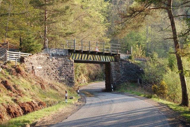 Bridge at Achnashellach