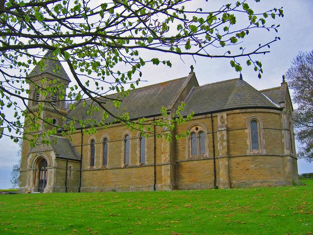 Church at Foxholes