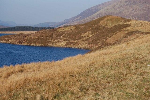 Loch Sgamhain