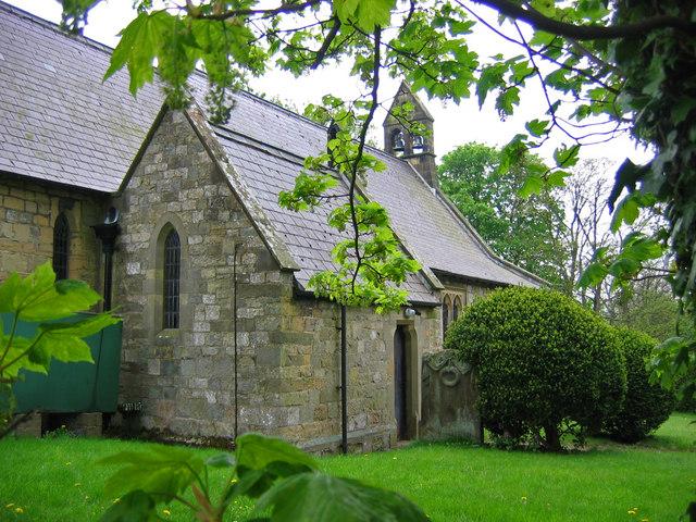 All Saints Church, West Heslerton