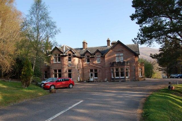 Ledgowan Hotel