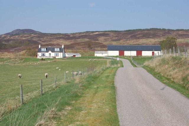 Corriemoillie Farm