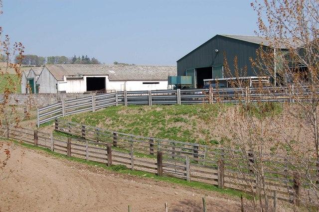 Kinnahaird Farm
