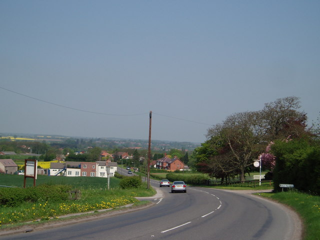 Cleveland Hill, Nottinghamshire