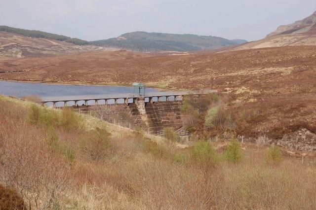 Lochalsh Dam