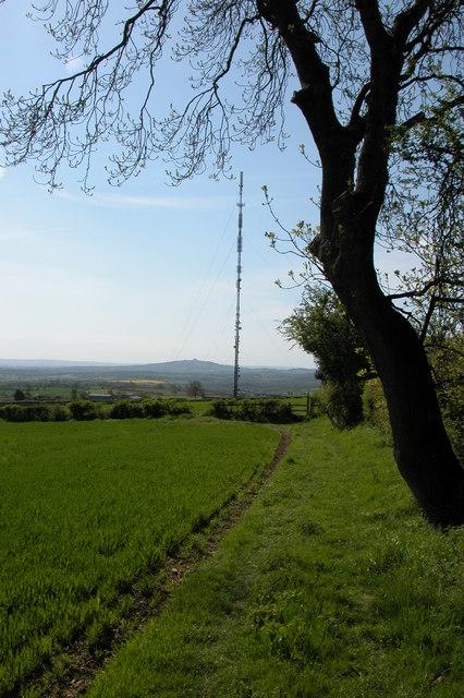 The Ridge Hill Transmitter