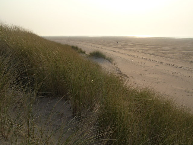 Sand Dunes at Sandscale Haws