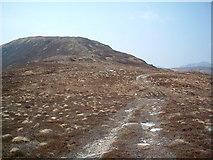 NN3366 : An Diollaid ridge to Beinn a' Bhric by Chris Wimbush
