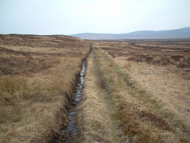 The track to Rannoch (road to the Isles)