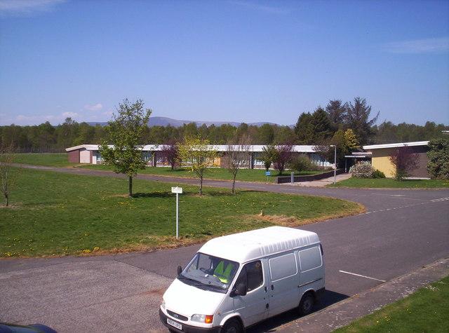 Halsey School, Edzell Woods