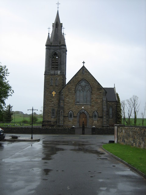 Catholic Church, Cloghan