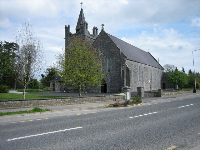 Catholic Church, Knockcroghery.