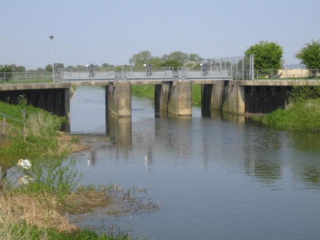 Lincoln Flood Defences