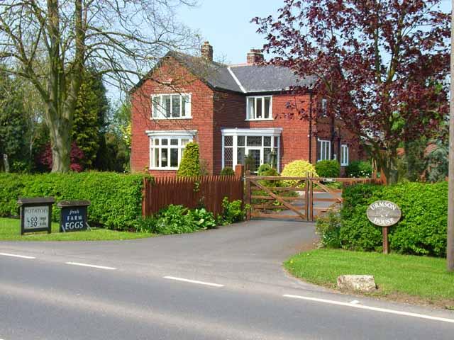 Urmson House, Back Darlington Lane