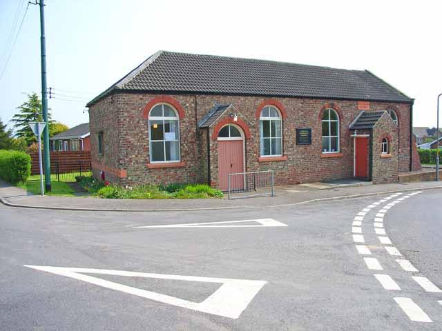 Carlton Methodist Church