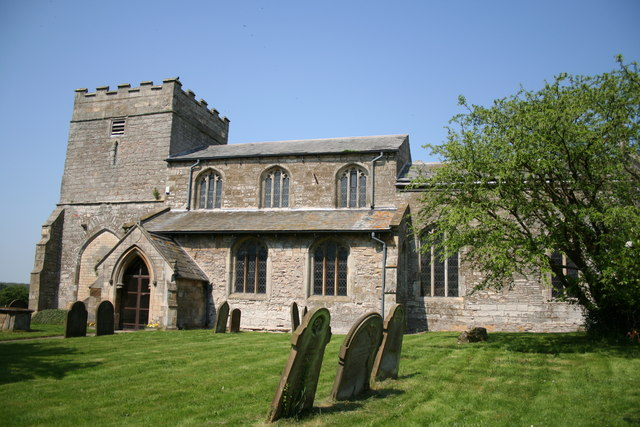 St.Peter's church, Headon, Notts.