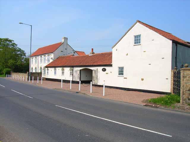 Two Mile House Farm, Darlington Back Lane