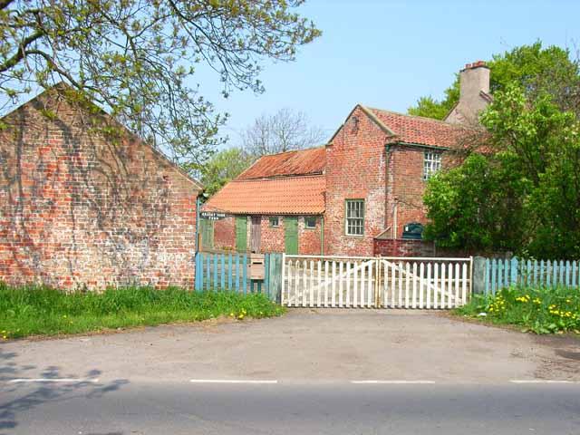 Grassy Nook Farm,  Darlington Back Lane