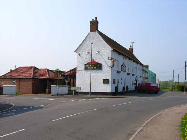 Hamilton Russell public house, Thorpe Thewles