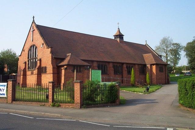 Heath Hayes Church