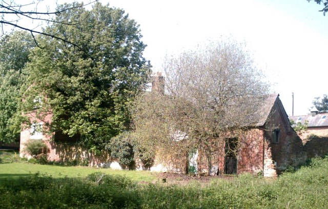 Outbuildings, Cheshire Hunt Kennels, Sandiway