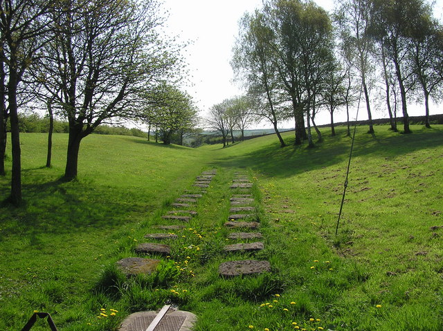 Stone Sleepers : Brussleton East  Slope