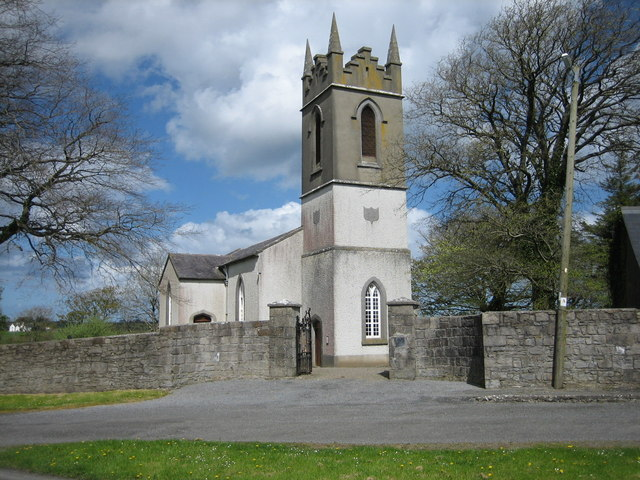 St Mary's, Kilmacshalgan