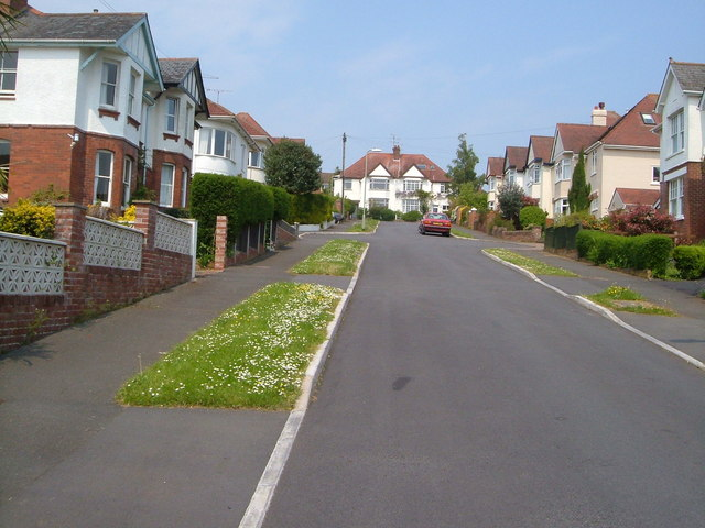 Sylvan Avenue, Exeter