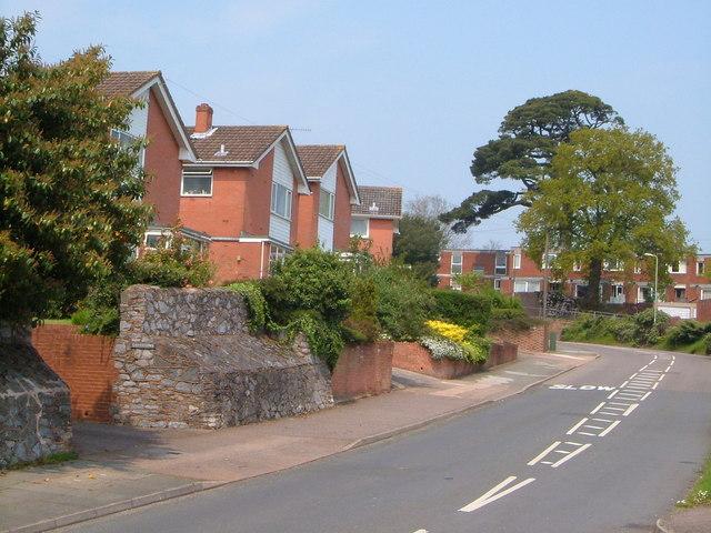 Rosebarn Lane, Exeter