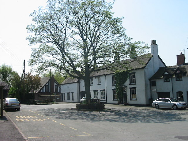 Caverswall Village
