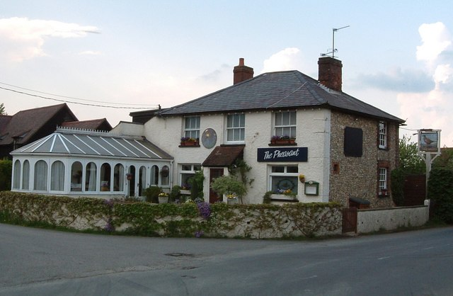 The Pheasant, Ballinger Common