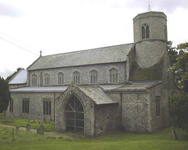 Sedgeford church