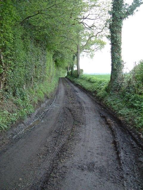 Bowood Lane - muddy beginnings !