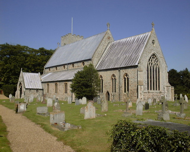 Old Hunstanton Church