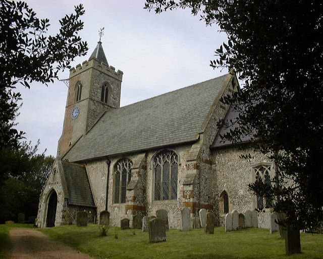Ringstead Church