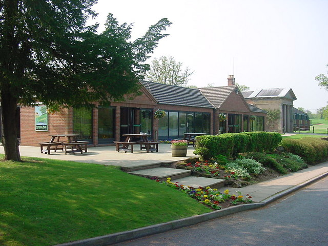 Patshull Golf Club and Hotel - Nr Pattingham
