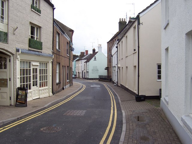 St. Mary's Street, Monmouth